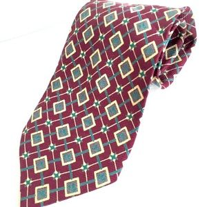 Giorgio Armani Pure Silk Designer Men's Tie